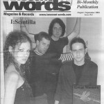 AUGUST/SEPTEMBER  2004 COVER STORY –  I:scintilla: Capsella Bursa Pastorsis