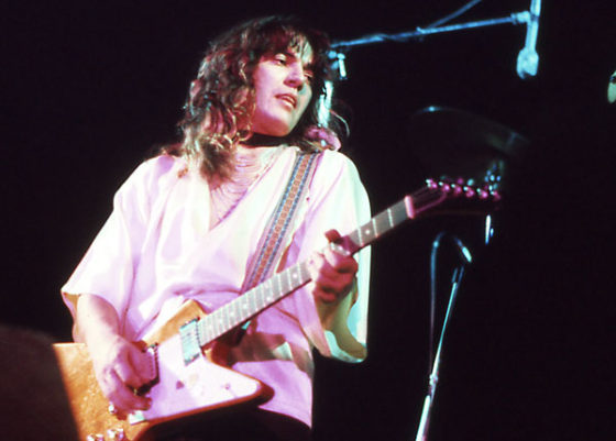 Tommy Bolin of Deep Purple nad James Gang