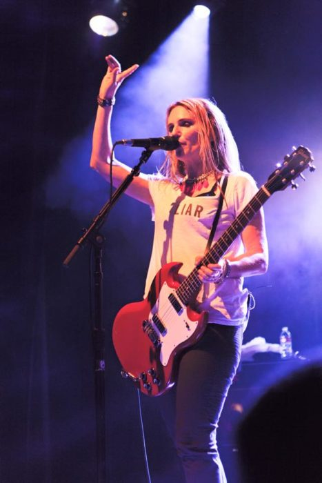 Nina Gordon of Veruca Salt