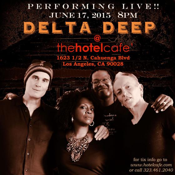 DELTA DEEP Club Announcement