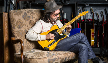 Mike Campbell of Tom Petty and the Heartbreakers