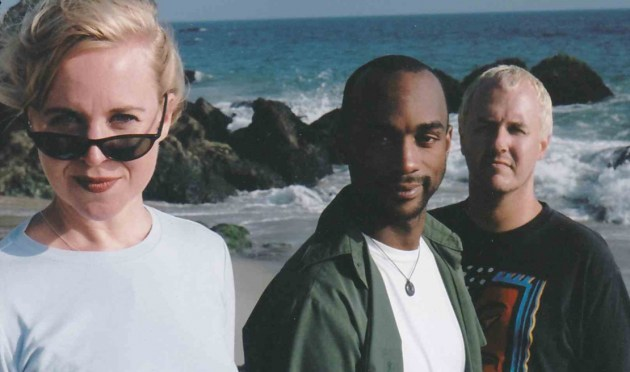 50 Foot Wave:  Kristin Hersh, Bernard Georges, Rob Ahlers