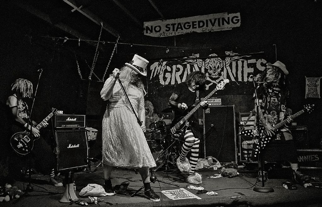 Photo by Russell Allen at 924 Gilman